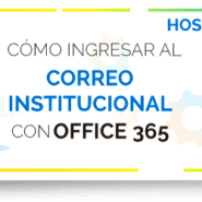 Iniciar sesion Office 365 correo Institucional