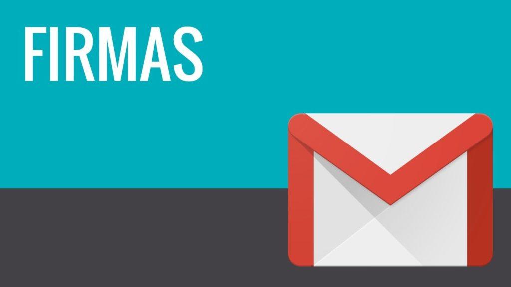 Crear una firma de correo corporativo